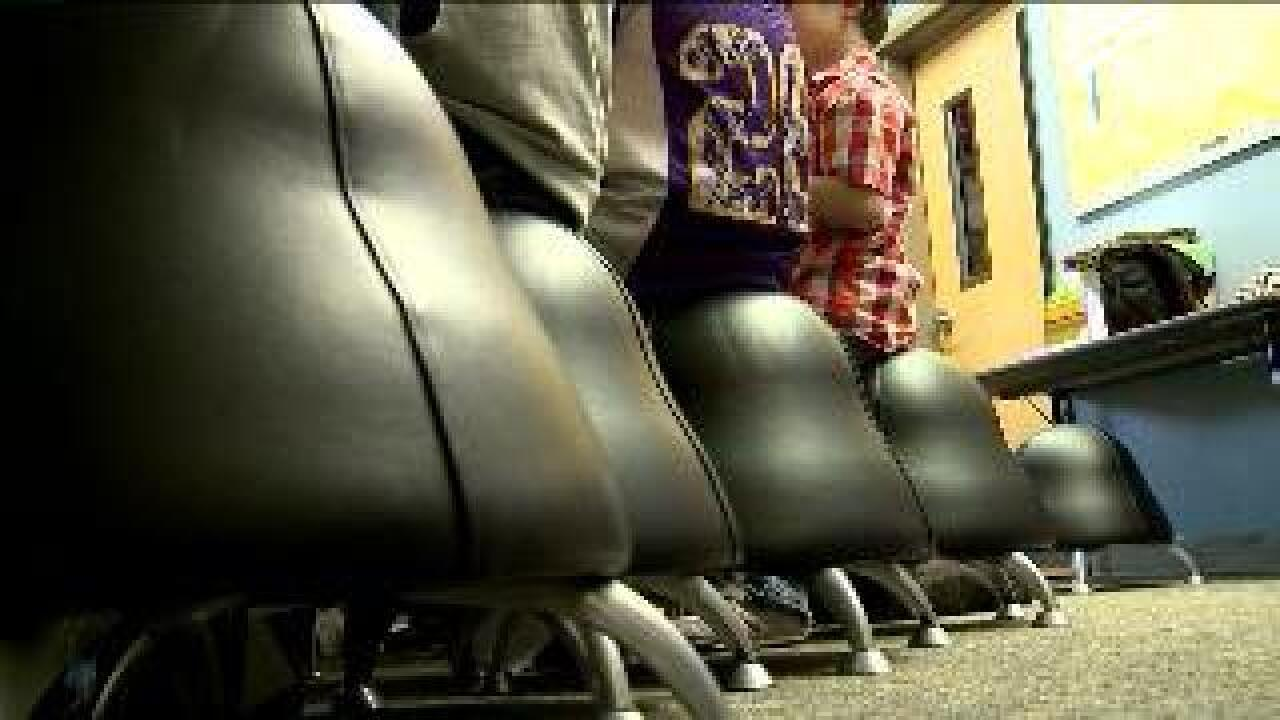New chairs help calm wiggles of students at SLC autism school, officials say