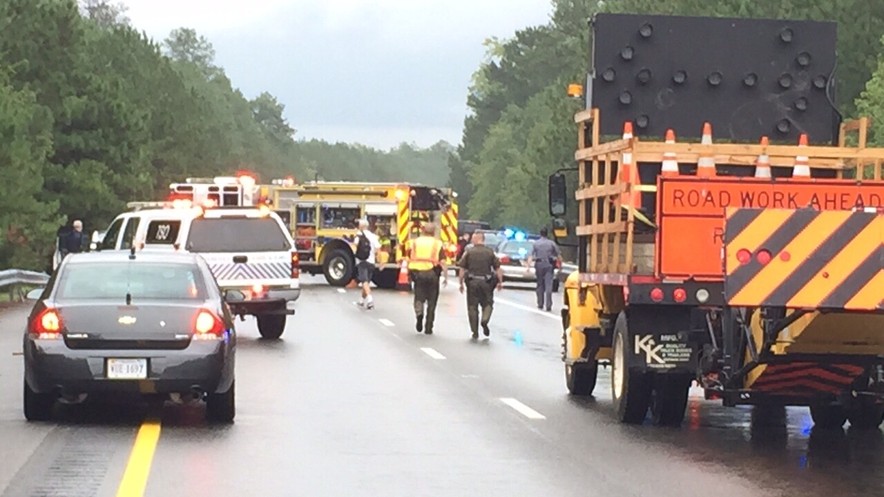 Police ID Chesterfield woman killed in 5-vehicle wreck on Route 288