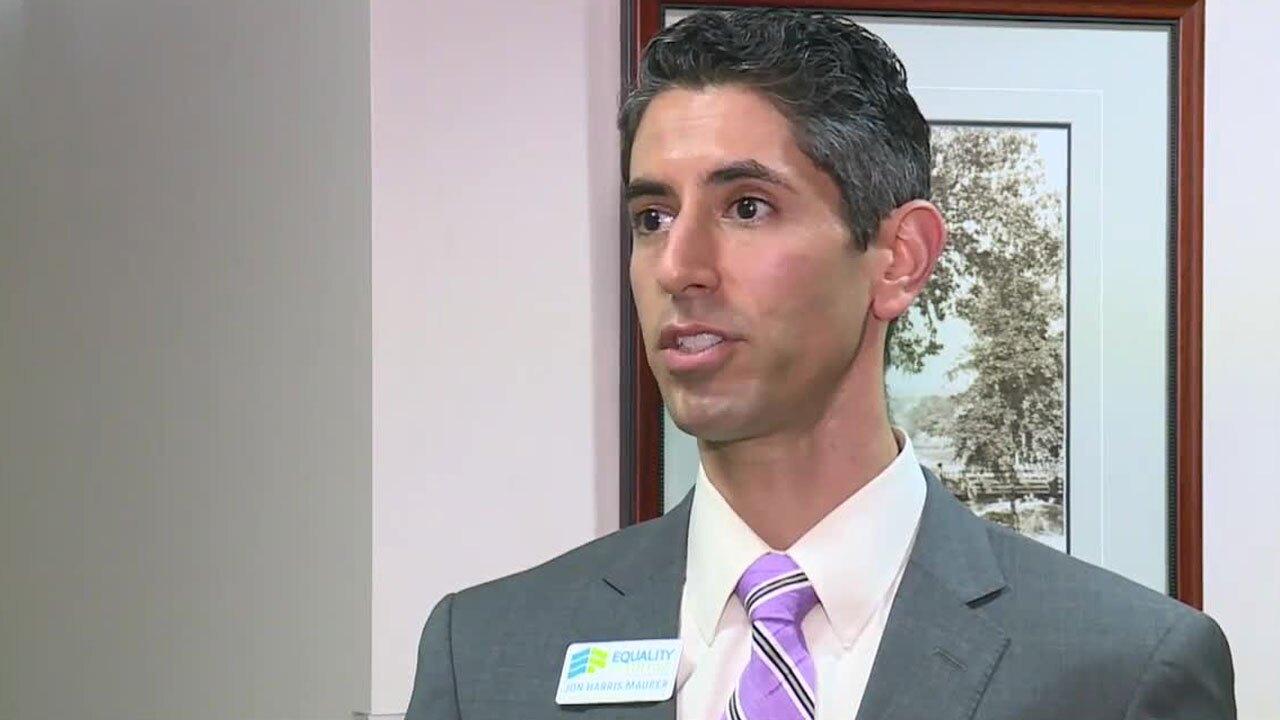 Jon Maurer, Equality Florida