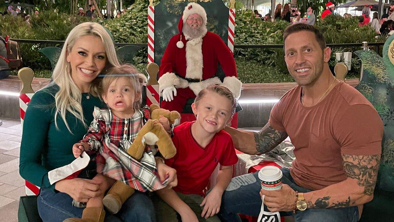 Joe Ardagna with family