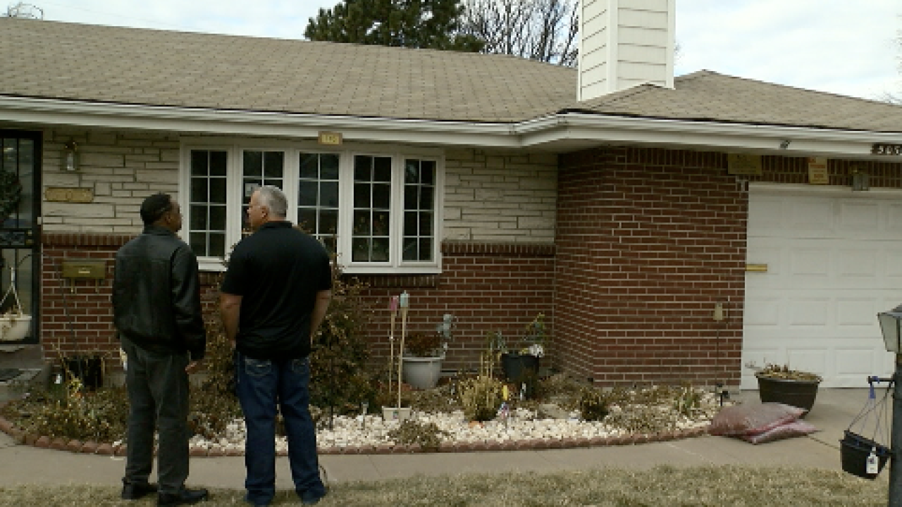 Aurora veteran to get free roof after he lost $7,000