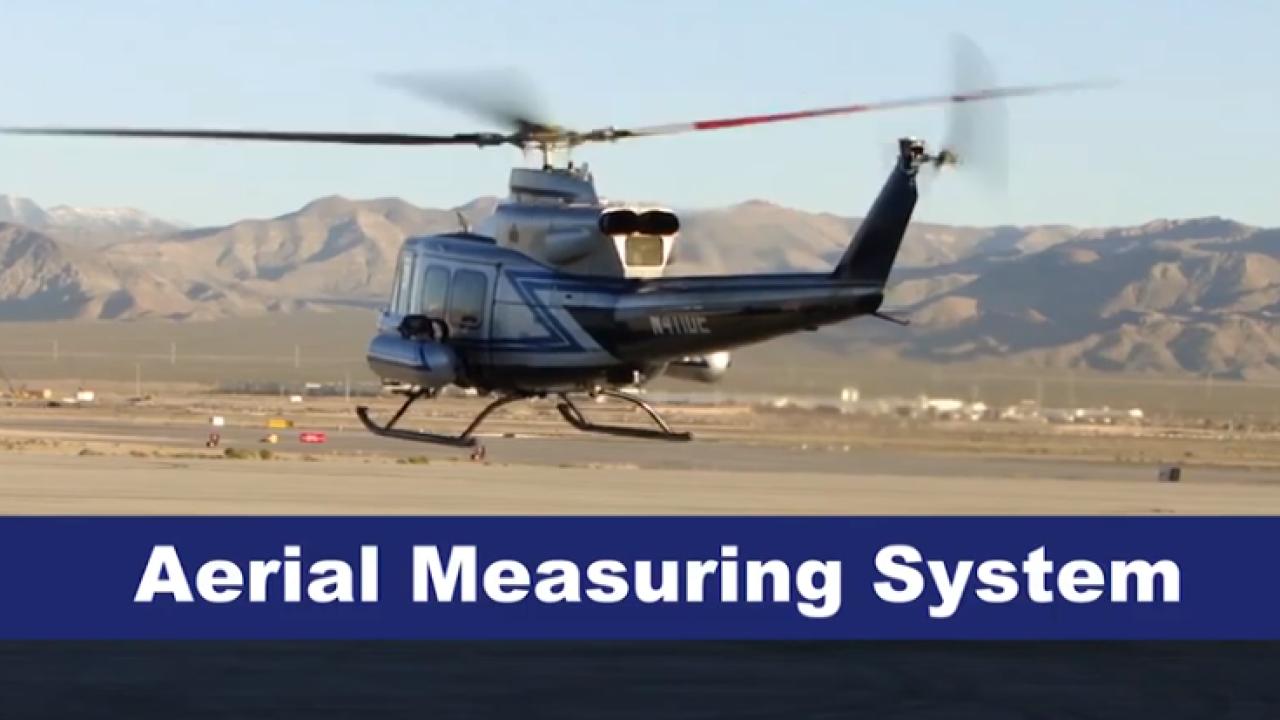 NNSA aerial measuring system.PNG