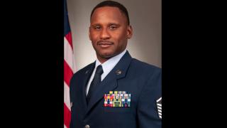 Master Sgt. Carlos Jackson