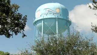 Delray Beach Water Tower