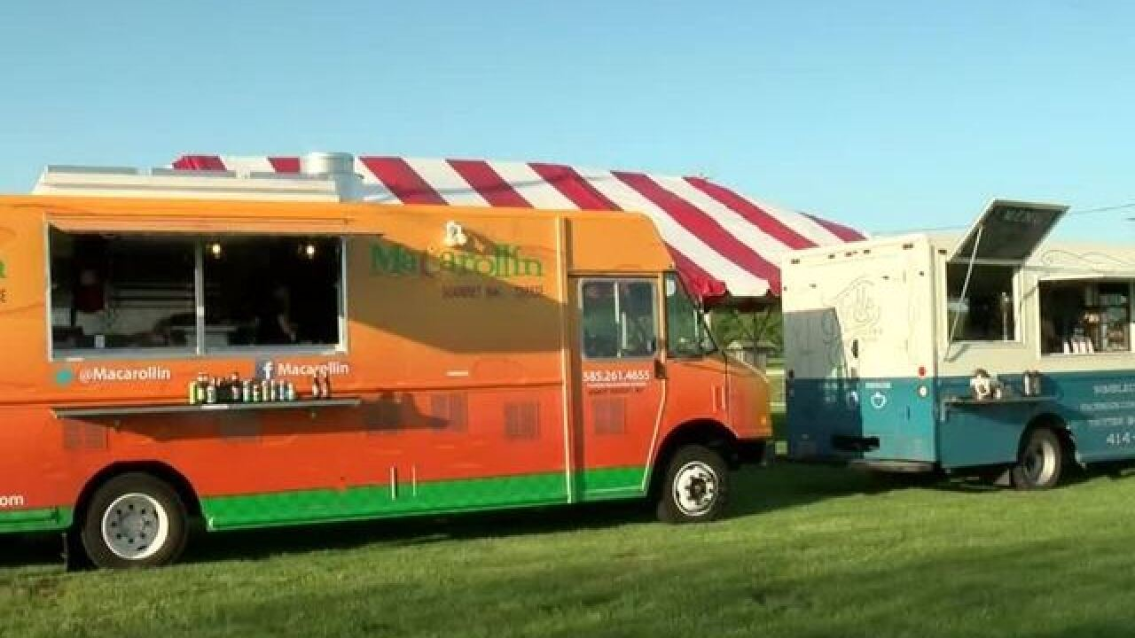 Food Truck festival coming to Waukesha