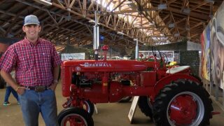 Paso Robles High student awarded for tractor rebuild