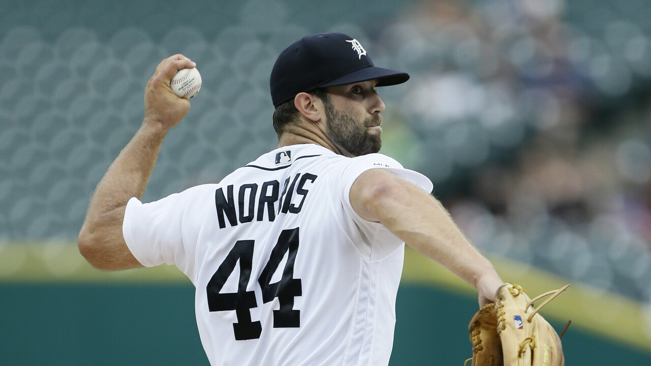 Daniel_Norris_Chicago White Sox v Detroit Tigers - Game One