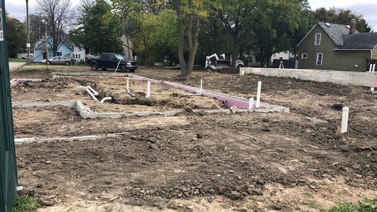 New affordable housing project begins in CLE