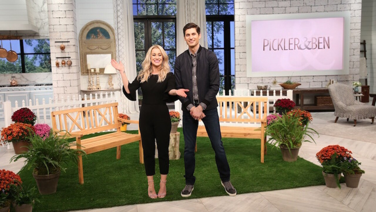 'Pickler & Ben' renewed for a second season