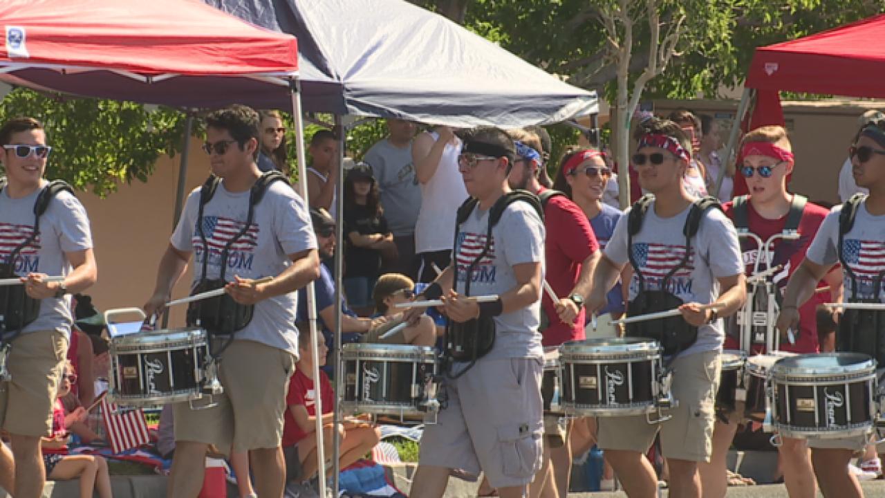 PHOTOS: 2018 Summerlin Patriotic Parade