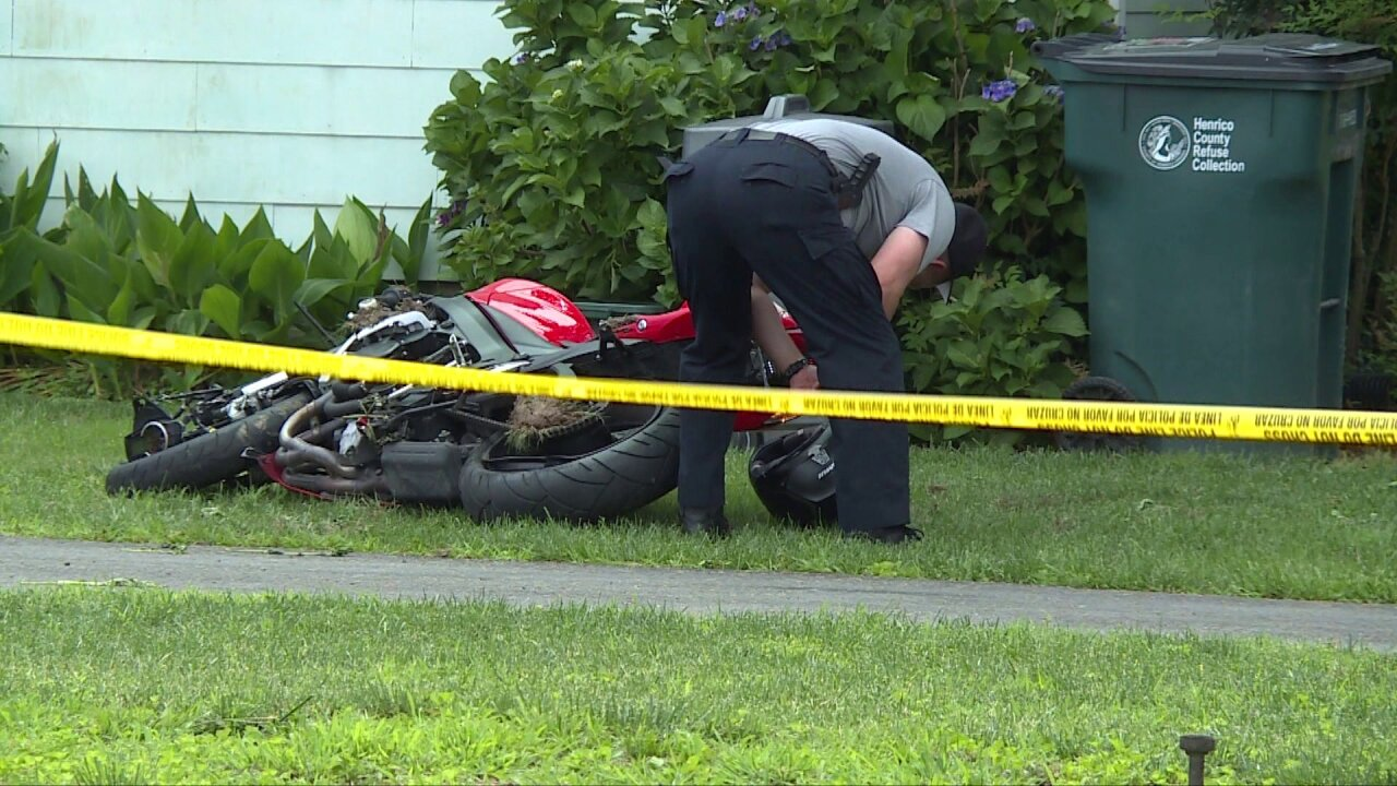 Motorcyclist charged with hitting boy on bike denied bond