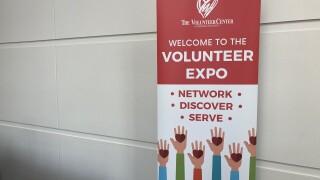 Volunteer Expo Sign