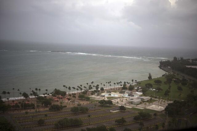 Photos: Irma hits Cuba, Caribbean hard