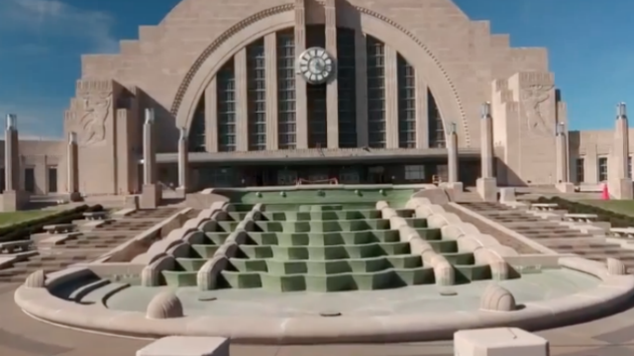 WCPO airing 'Saving Union Terminal' documentary