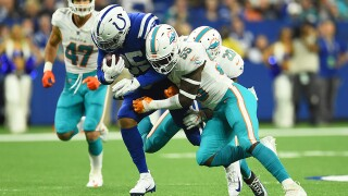 PHOTOS: Colts beat Dolphins 27-24