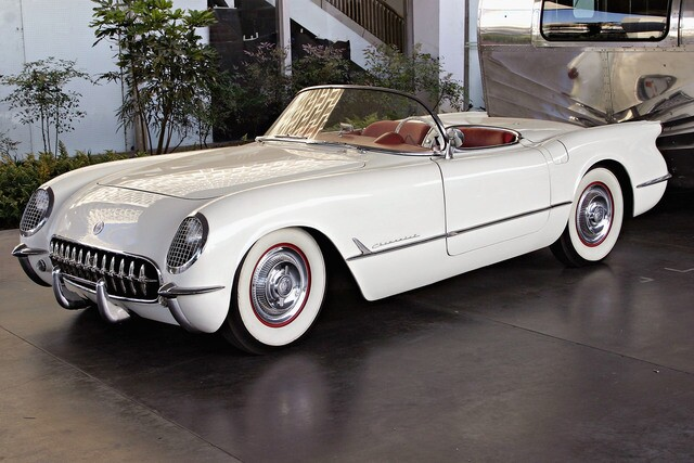 PHOTOS: The iconic Corvette over the years