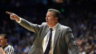 UK John Calipari Recovering After Minor Surgery