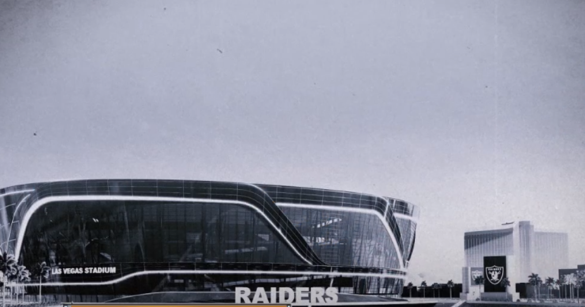 Raiders Vegas Stadium construction approaches key date