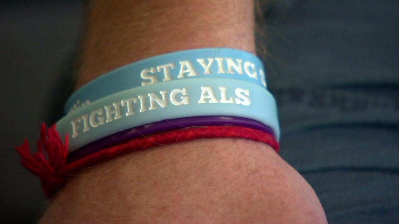 ALS bracelet