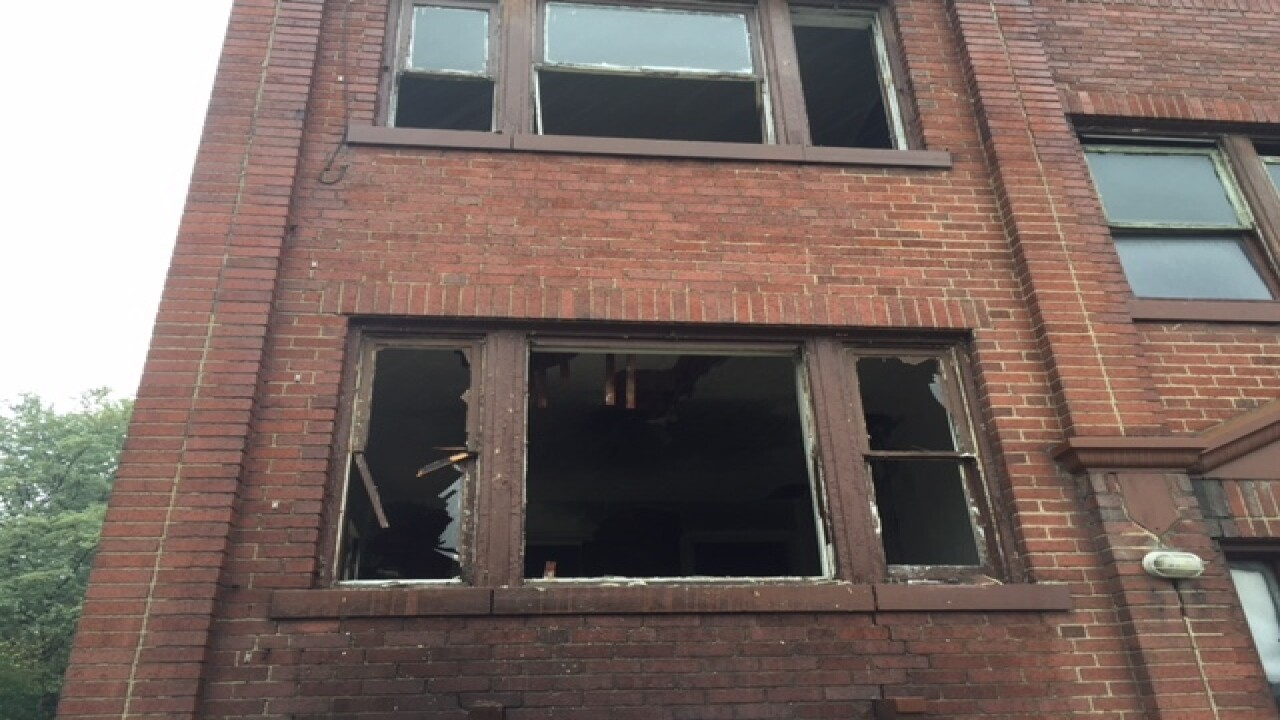 CLE Fire: Vacant building fire was arson