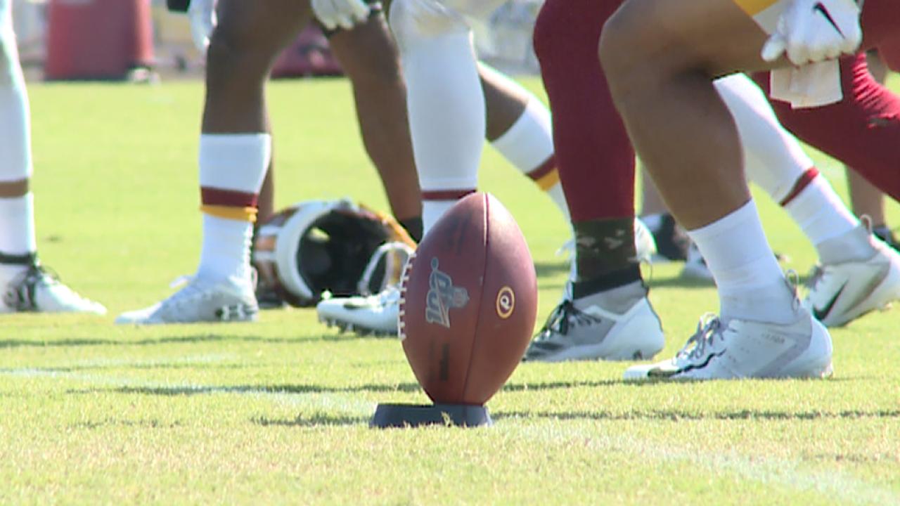 'Skins scoop: Redskins reflect on trainingcamp