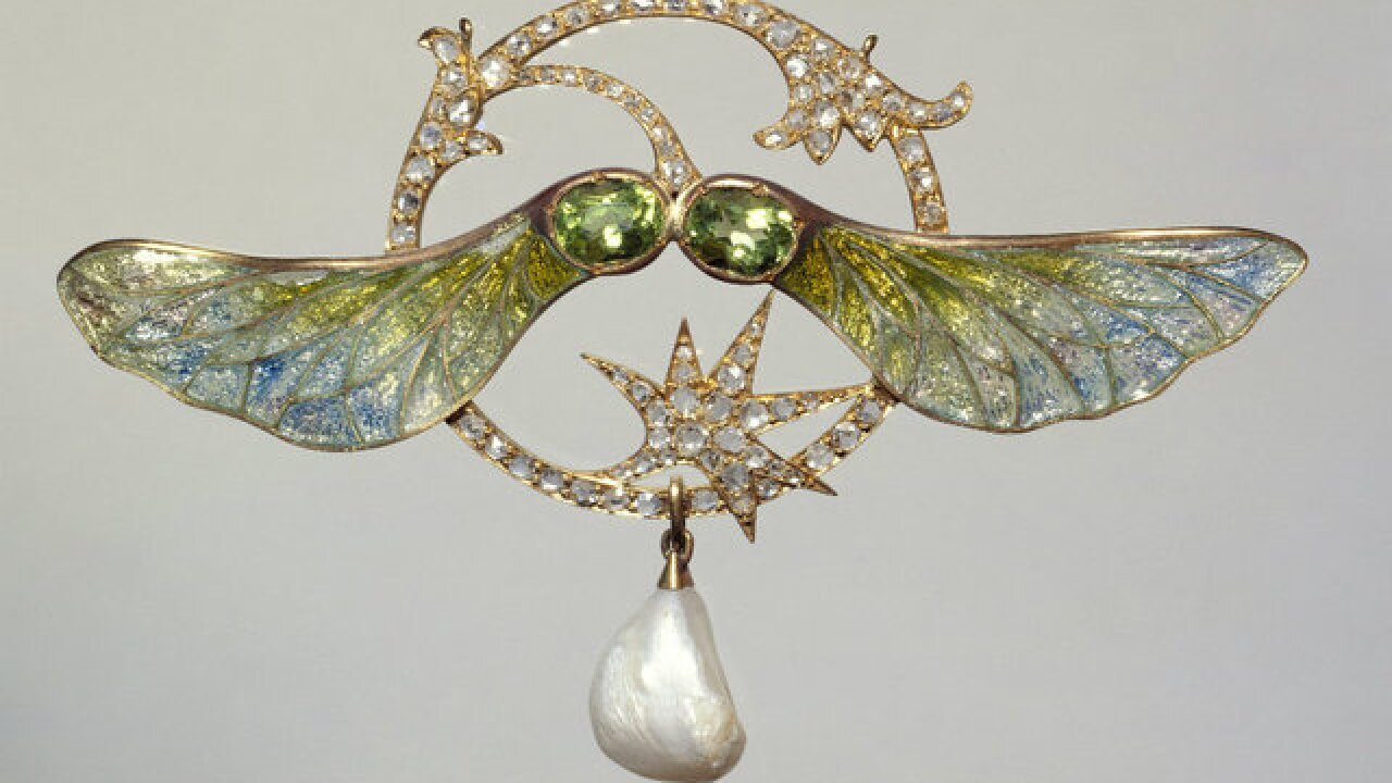 930249369ec Taft Museum's new French jewelry exhibit is 'the ultimate in bling'