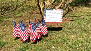 Organization hosts projects to support local veterans