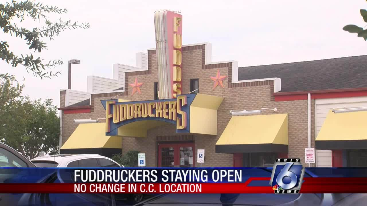 Local Fuddruckers location won't be closing