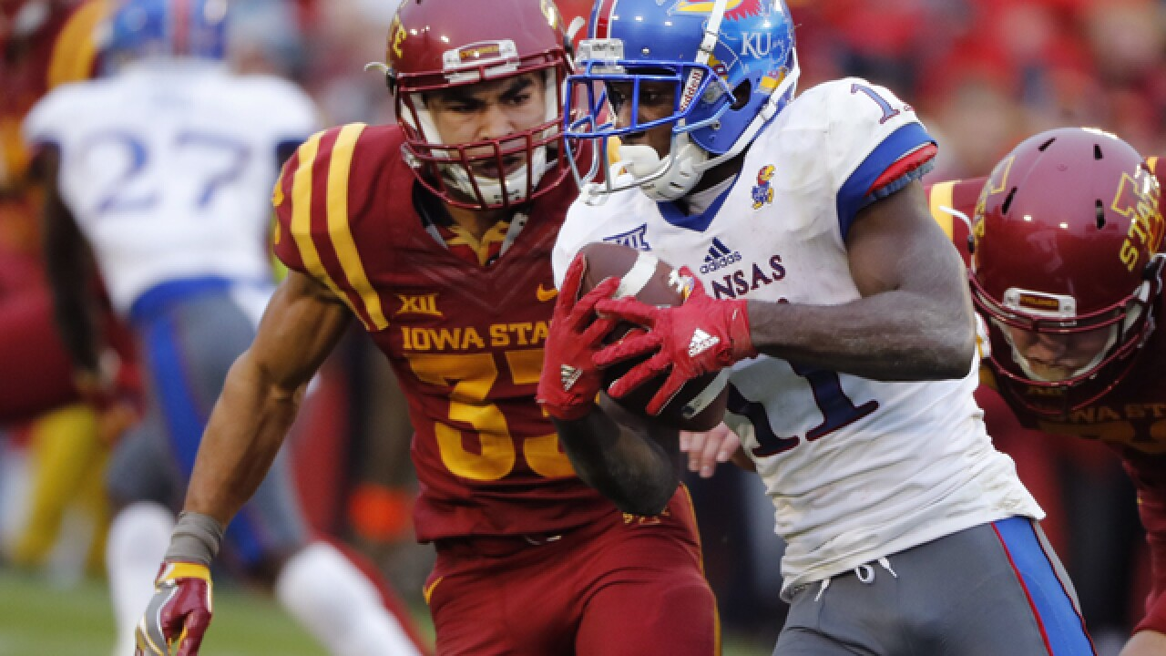 KU, MU receivers land on Biletnikoff watch list