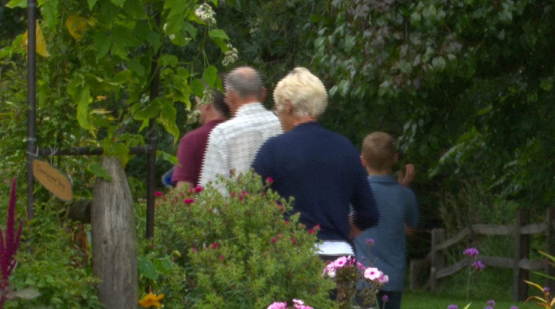 Celebrating Grandparents Day: Free admission to Green Bay Botanical Gardens