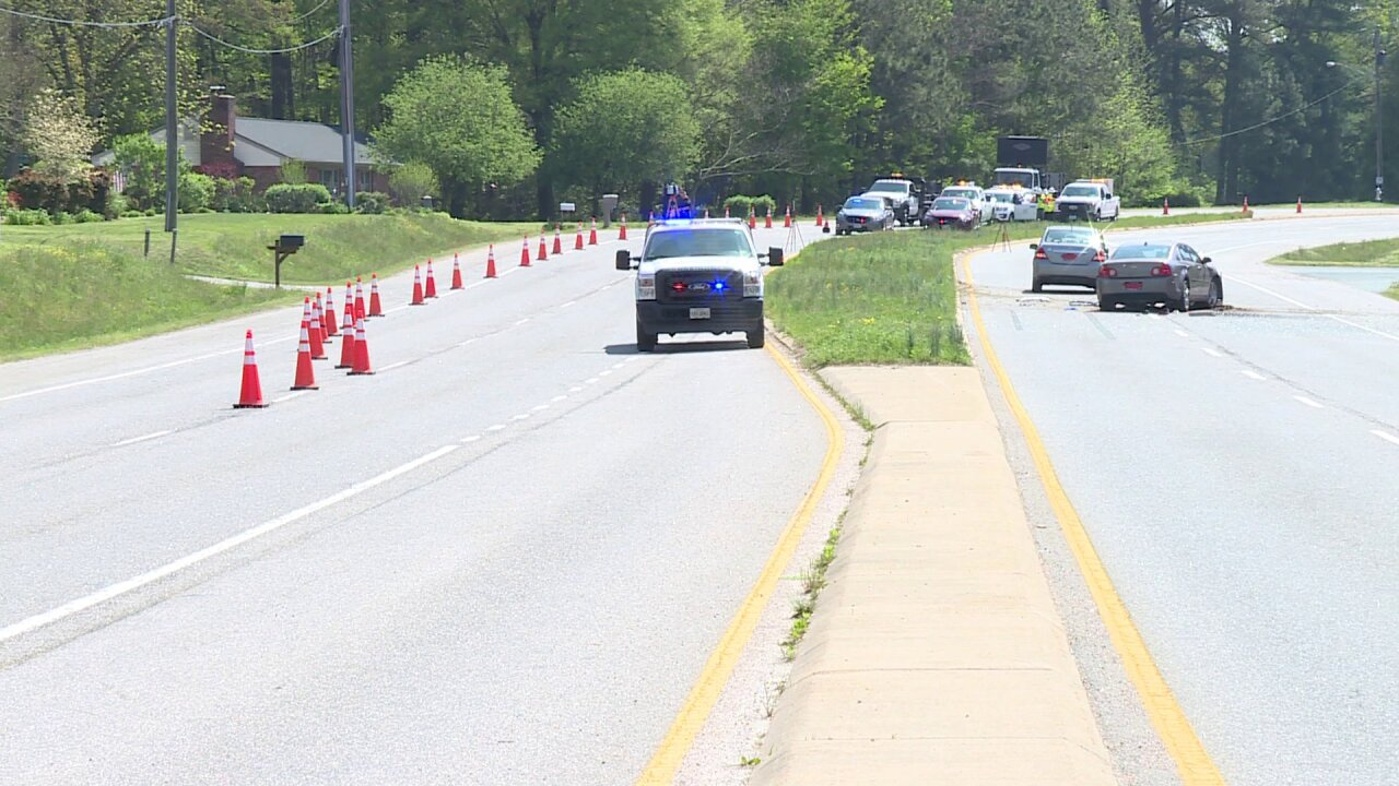 Chesterfield teen was racing prior to crash, policesay