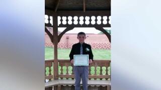 Tyler Seng, New Richmond teen