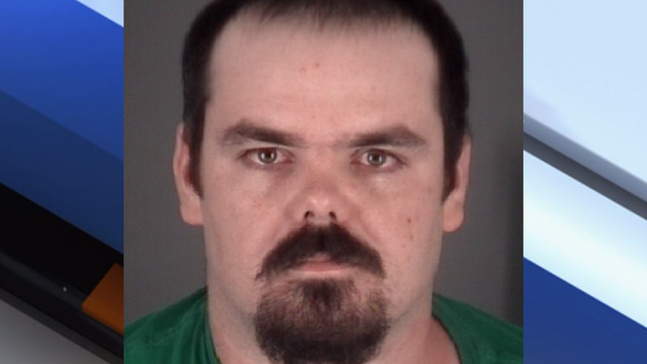 Deputies: Pasco man sexually assaulted 5-year-old girl