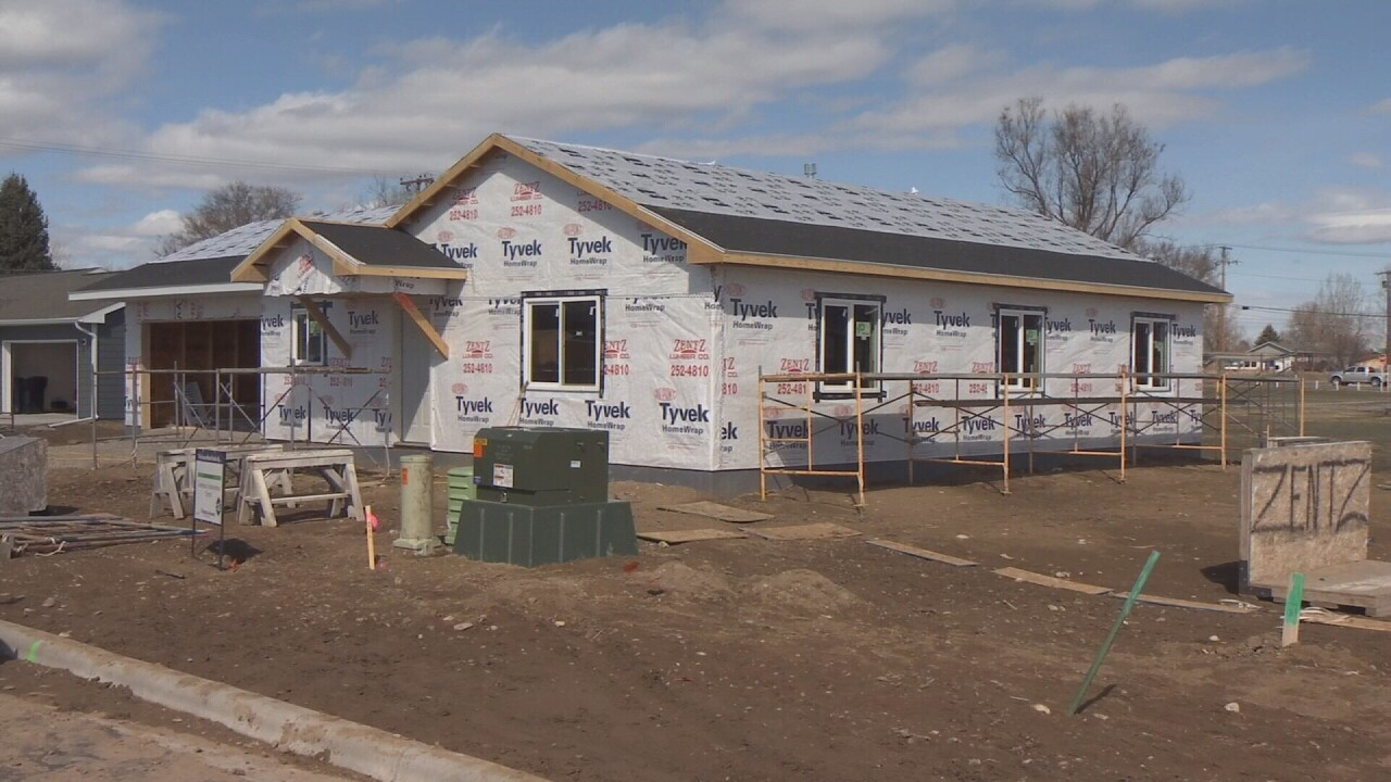 Habitat For Humanity continues with essential home building