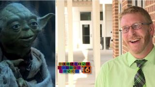 Why one of Henrico's best teachers channels Yoda to reach hisstudents