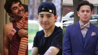 Victims of New Mexico crash