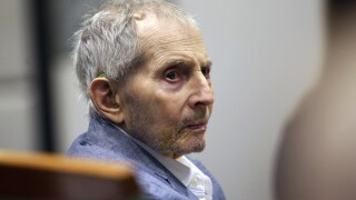 Durst seeks mistrial over coronavirus delays in murder case