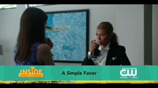 Screen Time: A Simple Favor