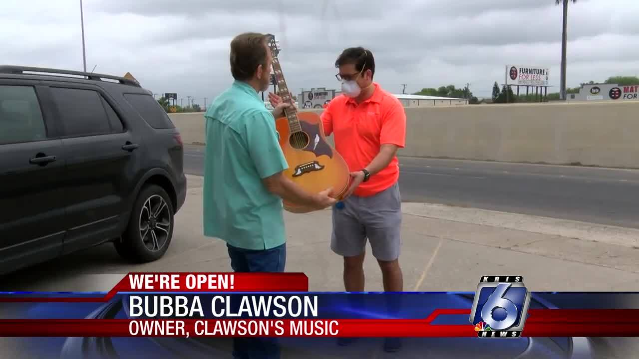 Clawson's Music resolute about serving area during pandemic