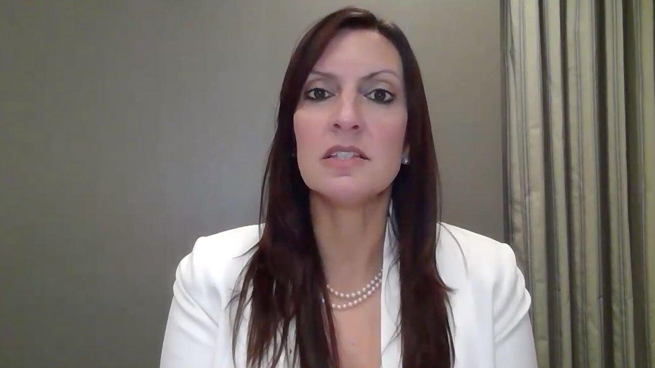 Florida Lt. Gov. Jeanette Nuñez