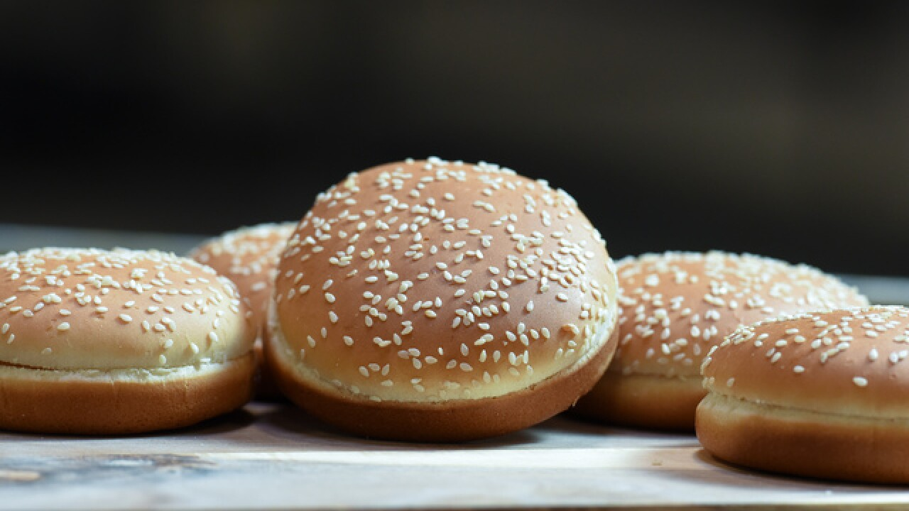 Did you know McDonald's buns are made in CO?