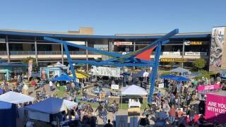 Arizona Boardwalk courtyard - handout