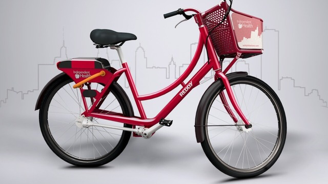 Bike-sharing program launching this summer