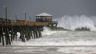 Florence might dump 10 trillion gallons of rain on North Carolina