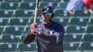 Miguel Cabrera Phillies Tigers Spring Baseball
