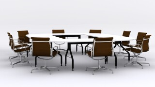 Meeting, conference table