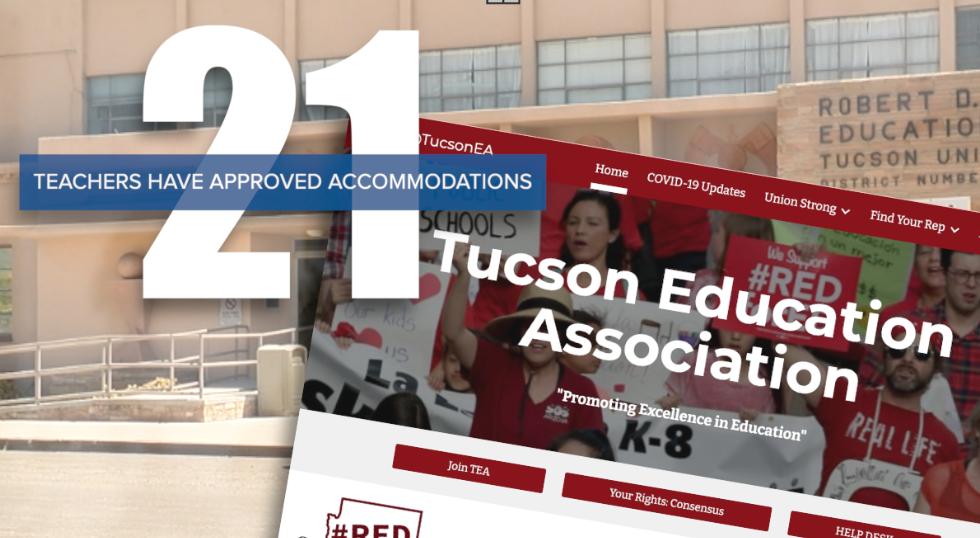 TEA addresses ADA accommodation requests