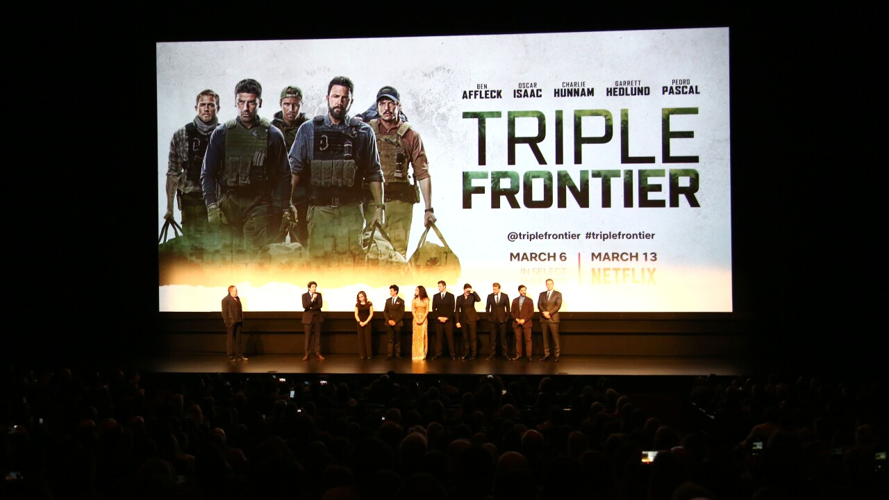 Act 3 podcast: Episode 5 – Netflix's Triple Frontier