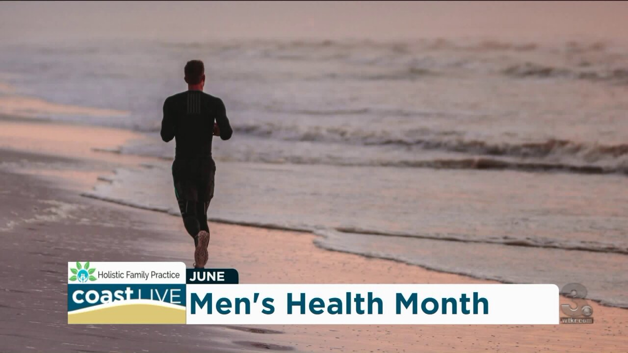 How to encourage men to care about their health on CoastLive