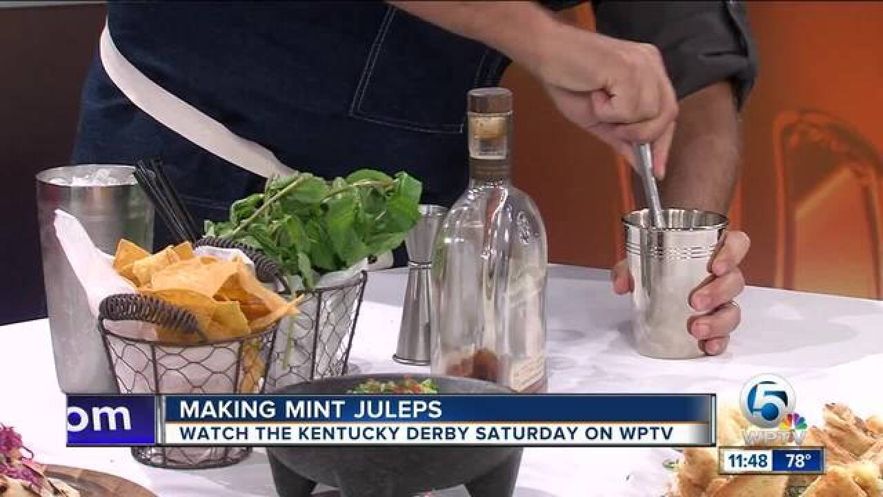 Make the perfect mint julep for the Kentucky Derby